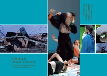 Einladungskarte 08 - Dakini Dance Projects