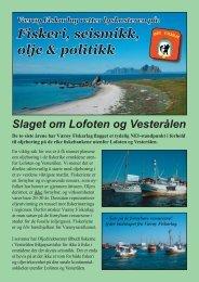 Les informasjon fra Værøy fiskarlag august 2009. Klikk her...