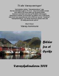 Værøykalender 2008 - varoyrhs.com