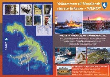 Turistguide norsk - Værøy Kommune