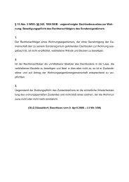 § 15 Abs. 3 WEG; §§ 242, 1004 BGB - ungenehmigter ...