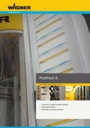 Leták ke stažení: CZ Wagner ProfiTechS řídcí systém