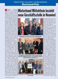 Rheinland-Pfalz - Deutscher Mieterbund