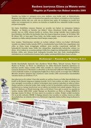 Media Year in Review - Corruption SWAHILI.pdf - HakiElimu