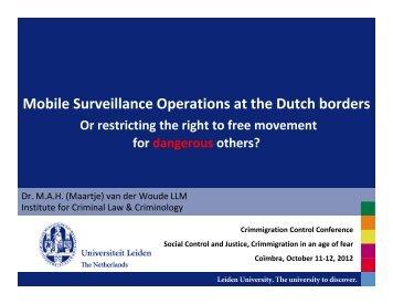 the Netherlands - Crimmigration Control - International Net of Studies
