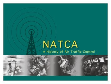 A History of Air Traffic Control - National Air Traffic Controllers ...