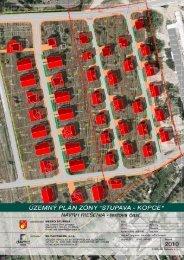 Územný plán zóny Stupava Kopce - Mesto Stupava