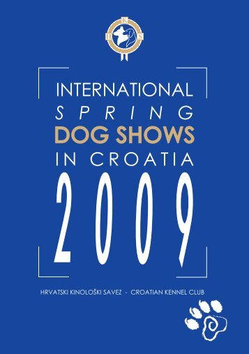 2009 - Dog Show Portal
