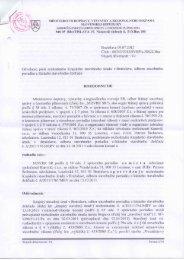 ministerstvo dopravy, výstavby a regionálneho ... - Mesto Stupava