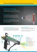Electrostatic guns - GM 5000 - Wagner - Page 2