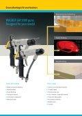Electrostatic guns - GM 5000 - Wagner - Page 3