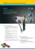 Electrostatic guns - GM 5000 - Wagner - Page 6