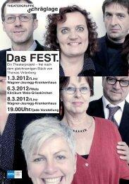 Das FEST. - RAUM für Kunsttherapie und Freies Gestalten