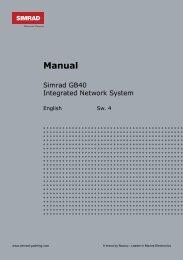 X515C DF & X510C Manual - Lowrance