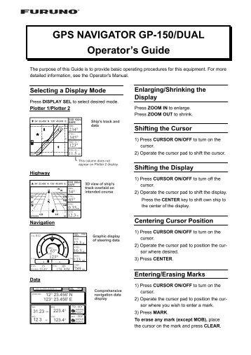 echo sounder manual pdf