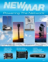 NewMar Network Power Catalog - PSI Company