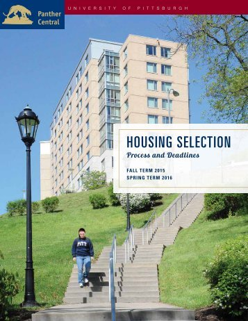 2015-2016HousingSelectionBook