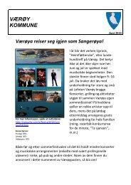 Værøyposten juni 2010 (pdf)