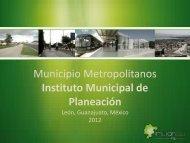 Instituto Municipal de Planeación - Cefim