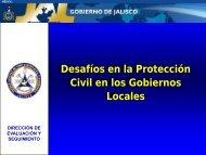 Curso Básico Sistemas de Protección Civil - Cefim