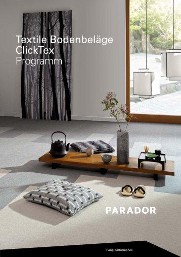 Parador Textile Bodenbeläge