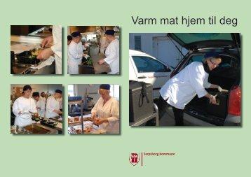 Varm mat hjem til deg - Sarpsborg kommune
