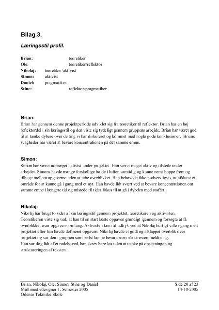 Line Galleri (Rapport) (.pdf)