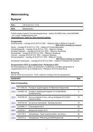 Agenda Bystyret 28.02.2013 kl. 17:00 - Sarpsborg kommune