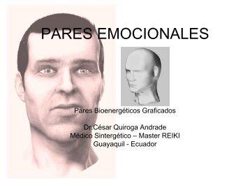 PARES EMOCIONALES