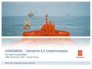 Presentasjon - LSBG
