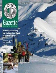 Summer 2007 - The Alpine Club of Canada