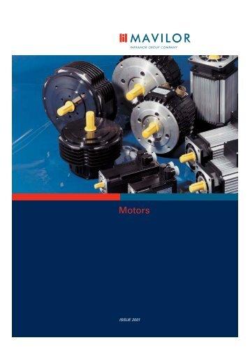 Motors - Mavilor
