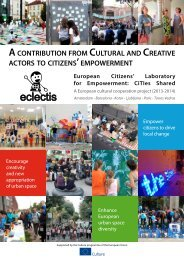 Eclectis_Publication