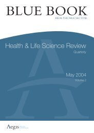 Health & Life Science Review - Clinuvel Pharmaceuticals