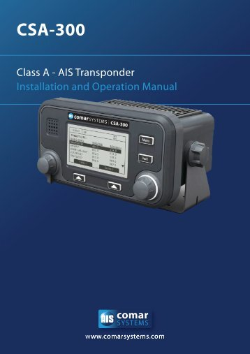 installation manual r4 ais class a transponder system saab rh yumpu com saab r4 ais transponder installation manual saab r4 ais transponder installation manual