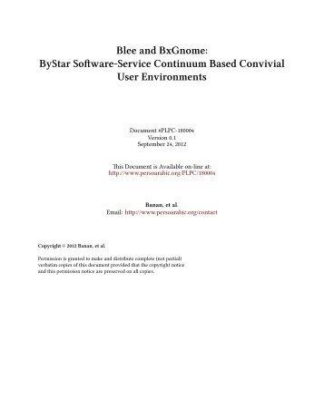 ByStar Email Facilities - Mohsen BANAN - ByName