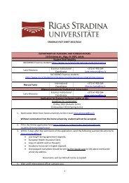 1 ERASMUS FACT SHEET 2013/2014 DEPARTMENT OF ...