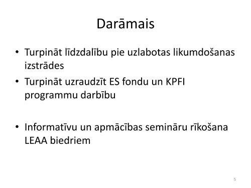 Latvijas Energoauditoru asociācija - LEAA