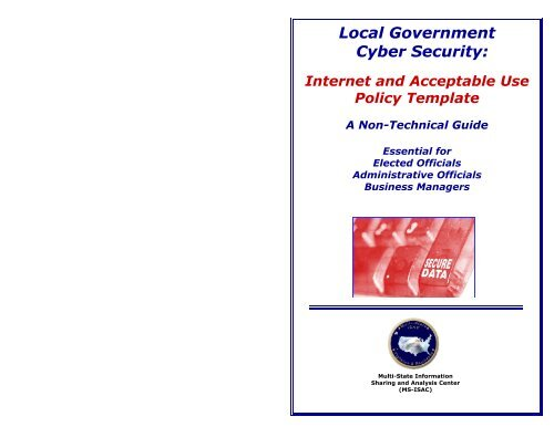 Internet And Acceptable Use Policy Template