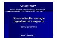 Stress evitabile: strategie organizzative a supporto - Acemc.it