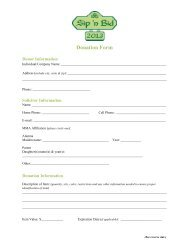 Donation Form - Merion-Mercy Academy
