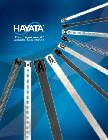 At Hayata, strength is our specialty.