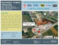 McKinney Towne Crossing -- Retail Flyer.ai