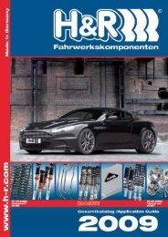 H&R Katalog Umschlag 1+2 - Quadrant Automotive Suspensions