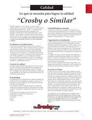 """Crosby o Similar"""