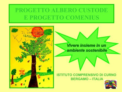 vendita outlet dove posso comprare A basso prezzo PROGETTO ALBERO CUSTODE E PROGETTO COMENIUS