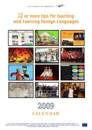 12 or more tips for teaching and learning foreign languages ...