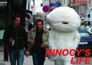 INNOCY'S LIFE - krinzinger projekte