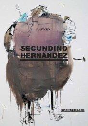 Secundino Hernandez 2007 - krinzinger projekte - Galerie Krinzinger