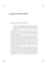 In gesprek met Michiel Baud - Nederlandsch Economisch-Historisch ...